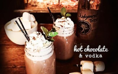 Hot Chocolate + Vodka = Perfect